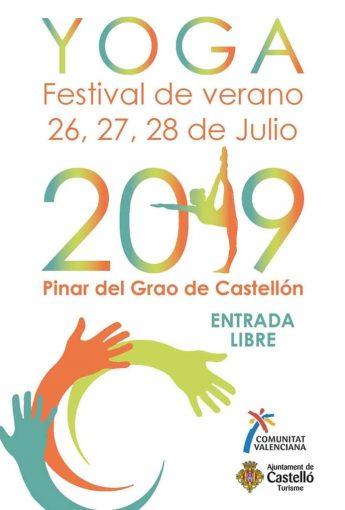 Festival Yoga Verano 2019 – El Grado de Castellón