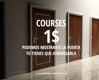 1$ Courses