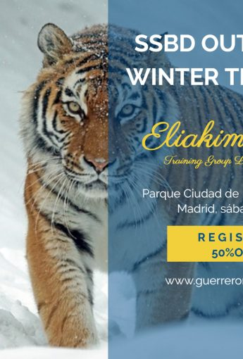 Silat Suffian Bela Diri Outdoors Winter Training – Alcorcón, Madrid, España – Dic 2018